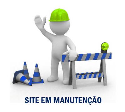 O Portal EcoSistemas encontra-se em manutenção.